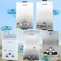 1.6 /2 /3.2/ 5 GPM LPG Propane / NG Natural Gas Water Heater