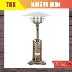 10000 BTU BALI OUTDOORS Patio Tabletop Portable LP Heater Ad