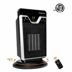 1500w mini ceramic electric heater home office