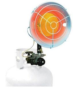 Pro-Temp 16,000 BTU Portable Propane Radiant Tank Top Heater