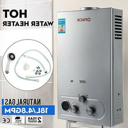 18L Tankless Hot Water Heater Natural Gas On-demand Instant