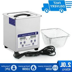 2l ultrasonic cleaner sonic bath cleaning pcb
