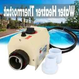 3KW 50/60Hz Electric Water Heater Thermostat for Swimming Po