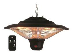 Optimus 500/1000/1500W Electric Hanging Outdoor Patio Heater