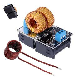 5V-12V Low Voltage ZVS Induction Heating Power Supply Module