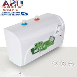 8L Electric Hot Water Heater Household Bathroom Kitchen Home