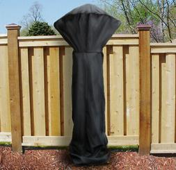 94 x 38 Black Outdoor Patio Heater Cover