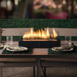 Bowl Heater Warmer Fire For Outdoor Fire Pit Propane Gas  Ta