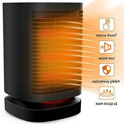 Diditech Indoor Electric Space Heaters 950W,Small Portable s
