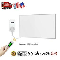 Far Infrared Panel Heater Electric Radiant Wall Heating Pane