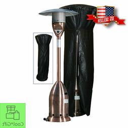Full Length Patio Heater Cover Fire Sense Pit Outdoor Firepl