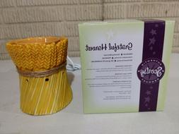 Grateful Harvest Scentsy Warmer! Brand New! RETIRED PRODUCT!