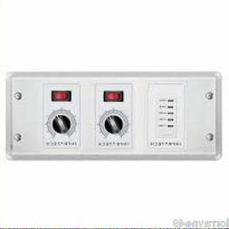 Infratech Heater Control & Timer -2 Zone Analog 30-4046