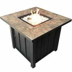 Hiland AFP-STT Outdoor 30 In Square Tile Table Top Propane F