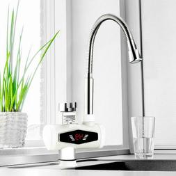 Home Kitchen Tap Faucet Electric 220V Hot Bathroom Instant 3