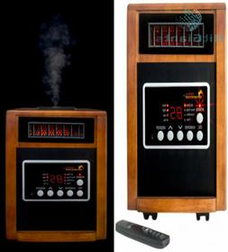 Dr Infrared Heater 1500W Advanced Dual Heating System w/ Hum