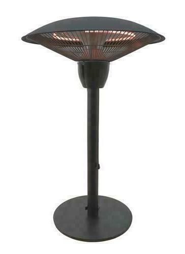 15000w tabletop electric halogen patio heater indoor