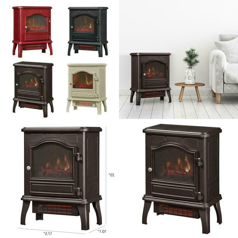 """23"""" Fireplace Heater 1500W Compact"""