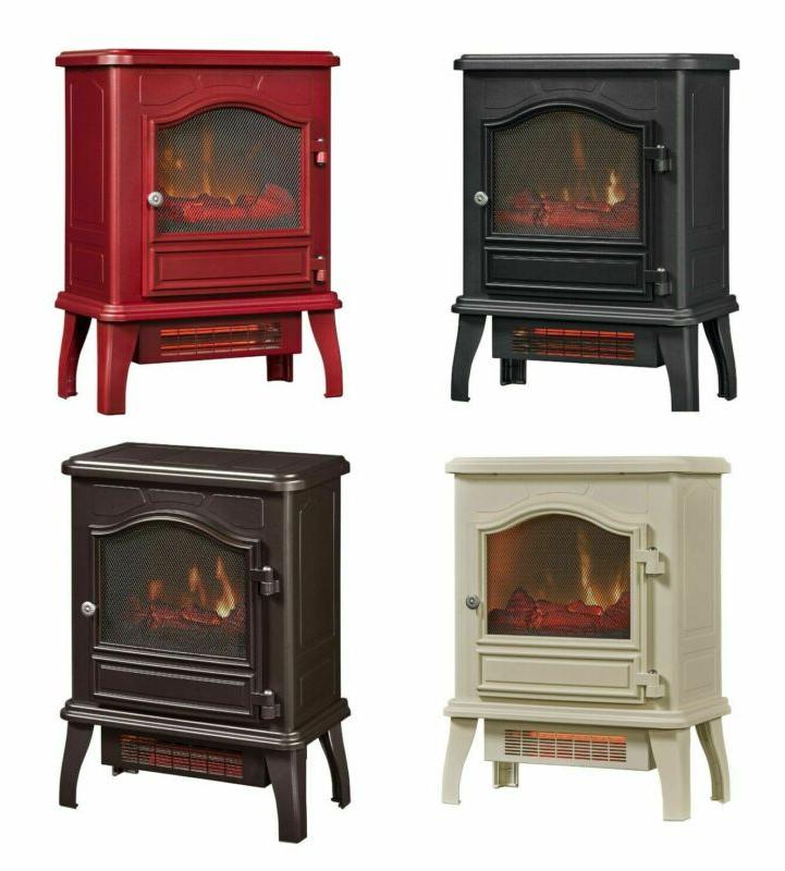 23 electric fireplace stove heater free standing