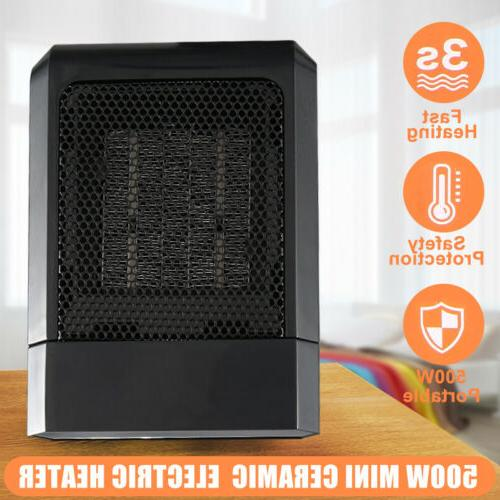 500W Heating Portable Silent