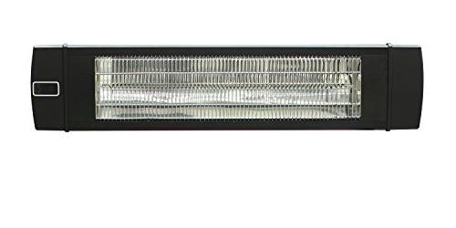 Dr. Heater carbon outdoor or ceiling remote,
