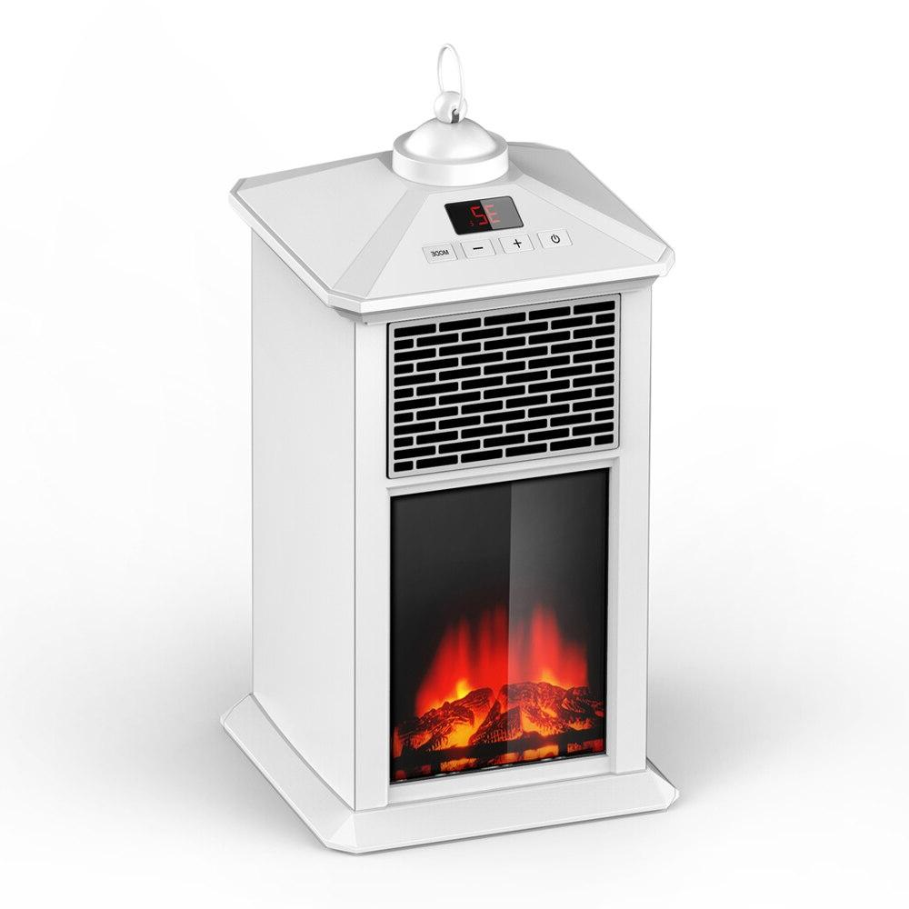DUOLANG <font><b>Electric</b></font> <font><b>Heater</b></font> for 3D Flame Effect,Thermostat