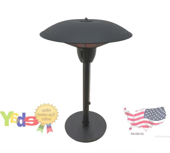 fast ship15000w tabletop electric halogen patio heater