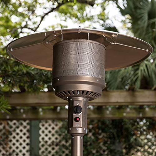 Fire Kaffee Commercial Patio Heater