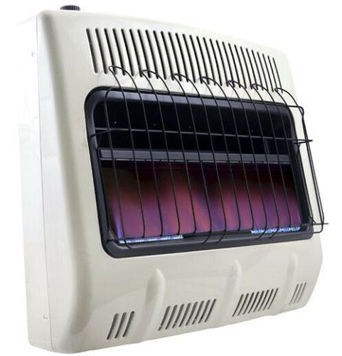 Mr. Blue Flame Vent Free Heater with Regulator