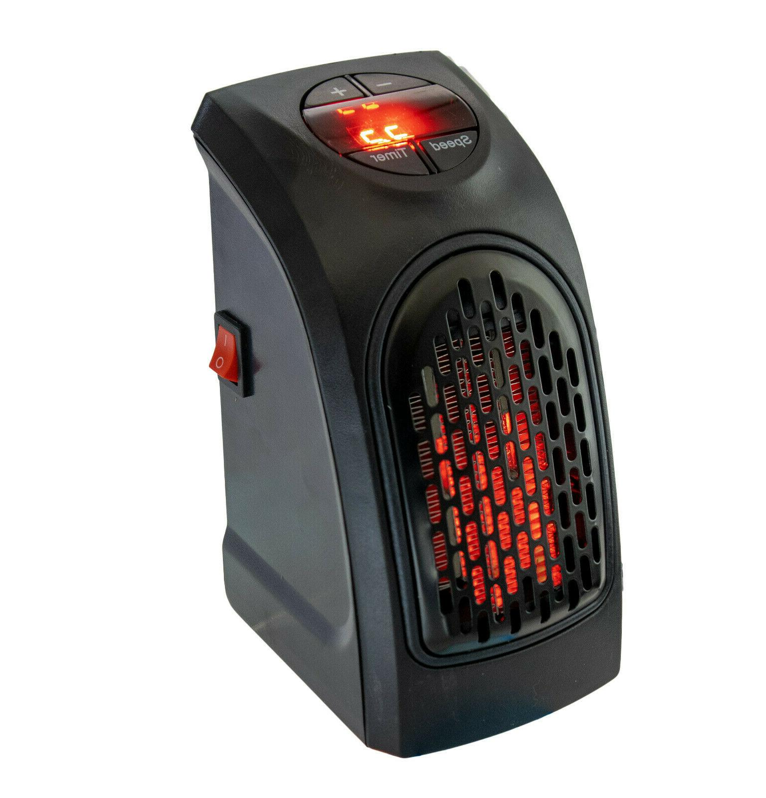 Wall Plug In Space Heater Timer