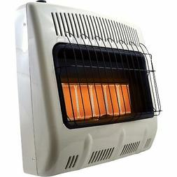 Mr. Heater Vent-Free Natural Gas Radiant Wall Heater 30,000
