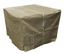 """Patio Heater Fire Pit Cover Hiland Heavy Duty 30"""" x 30"""" x 25"""