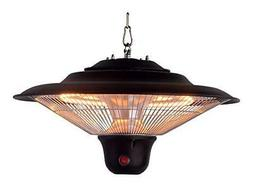 Optimus PHE-1500BR Garage-Outdoor Hanging Infrared Heater wi