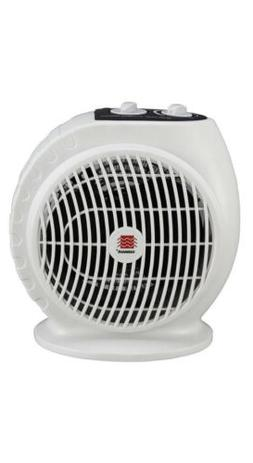 Portable Electric Space Heater 3 Settings 1500w Fan Forced A