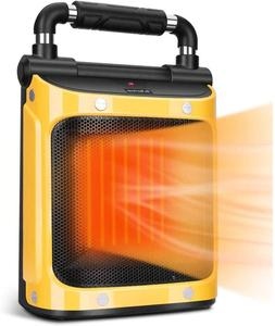Air Choice Portable Space Heater - Indoor Heater 1500W with