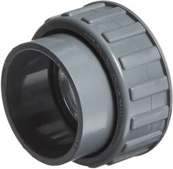 Raypack 006723F Connector 2-Inch Pvc And Nut 2/Set
