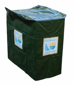 Swimming Pool Heater Winter Cover For Hayward, Jandy, Raypak