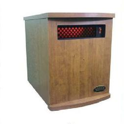 SUNHEAT Original USA Made Infrared Heater 1500 Watt Maple Fi